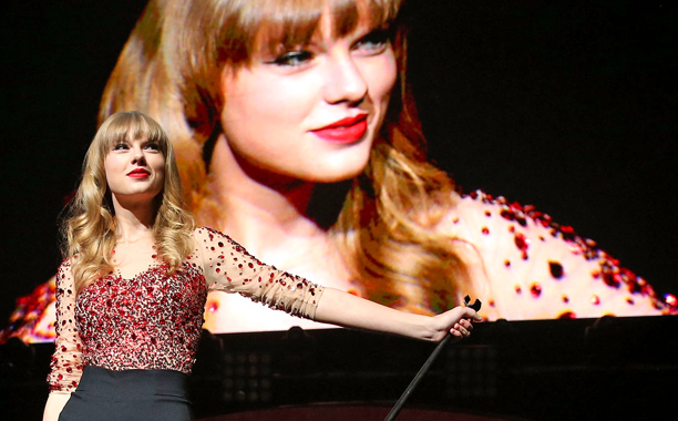 Study: Taylor Swift can unite the country