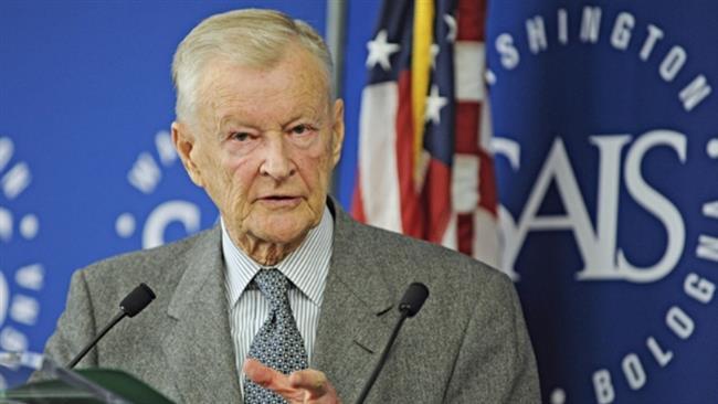 Former US national security adviser Zbigniew Brzezinski