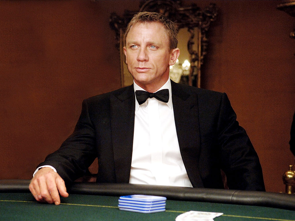 Screenplay for New James Bond Film Spectre Stolen in Sony Cyberattack