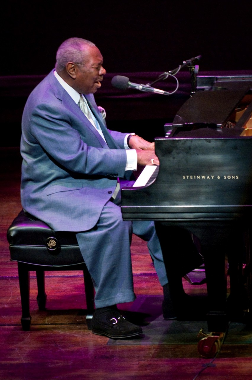 Freddy Cole at Blues Alley