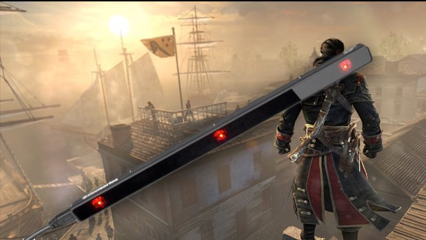 Assassin's Creed Rogue brings eye-tracking to the big time