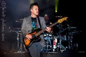 Blink 182 @ the 2014 Reading Festival on the main stage, St. John's Farm, Reading, United Kingdom
