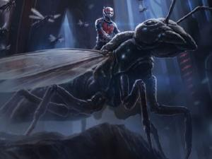 Ant-Man Wraps Principal Photography, Trailer Coming Soon?