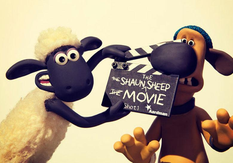 Watch the new trailer for the Shaun The Sheep movie