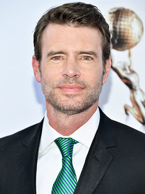 'Fatherhood is insane!' - Scott Foley