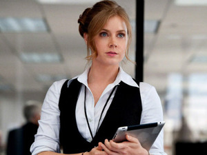 Amy Adams: 'There is no love triangle in Batman v Superman'