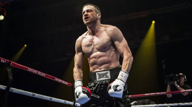 First look at Jake Gyllenhaal in Southpaw