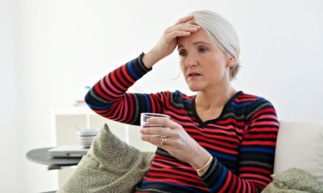 Should I get treatment for the menopause?