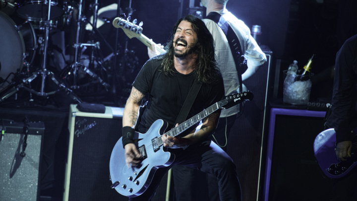 Foo Fighters End Cross-Country Sonic Journey With Marathon New York Show