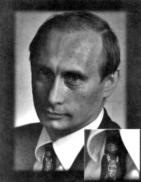 Vladimir Putin Illuminati?