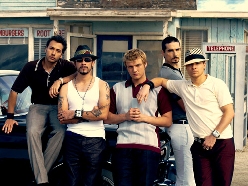 There's hope for the film industry - this Backstreet Boys documentary looks pretty great