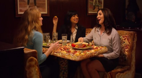 """HILARIOUS NEW WEIGHT WATCHERS AD GIVES NEW MEANING TO ABUNDANCE IN """"WORLD OF FOOD"""" SPOT"""