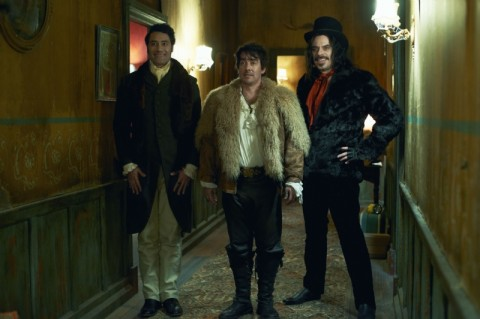 Exclusive New Clip From What We Do In The Shadows