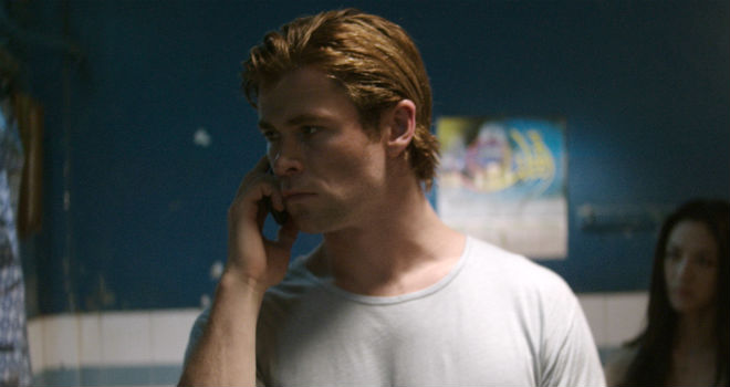 Chris Hemsworth Gets Hacking in New 'Blackhat' Trailer
