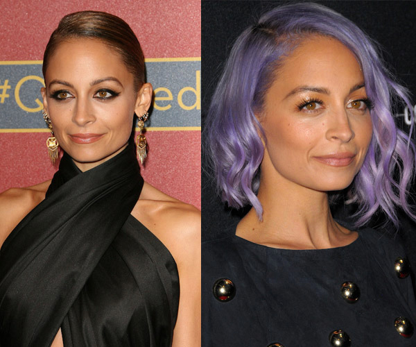 Best Celebrity Hair Color Changes of 2014