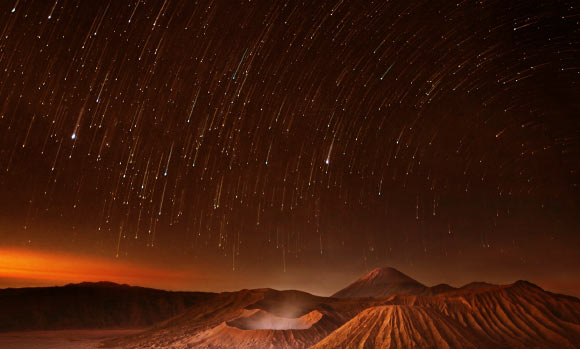 Comet Siding Spring Triggered Meteor Storm on Mars, Say Scientists