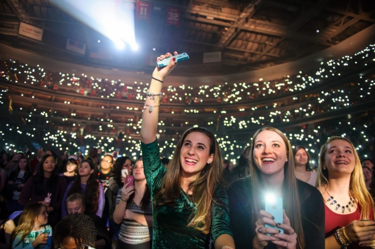 Here's why the Jingle Ball should be more like 'The Hunger Games'