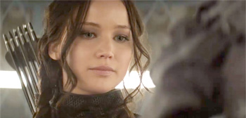 Katniss Heads to War with President Snow in 'Mockingjay' TV Spot