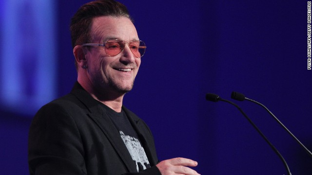 Huh? Rolling Stone says U2 has 2014's best album