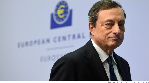 Europe will print money, it's just a matter of time