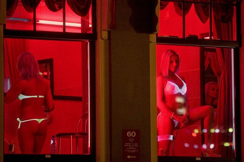 улица красных порно