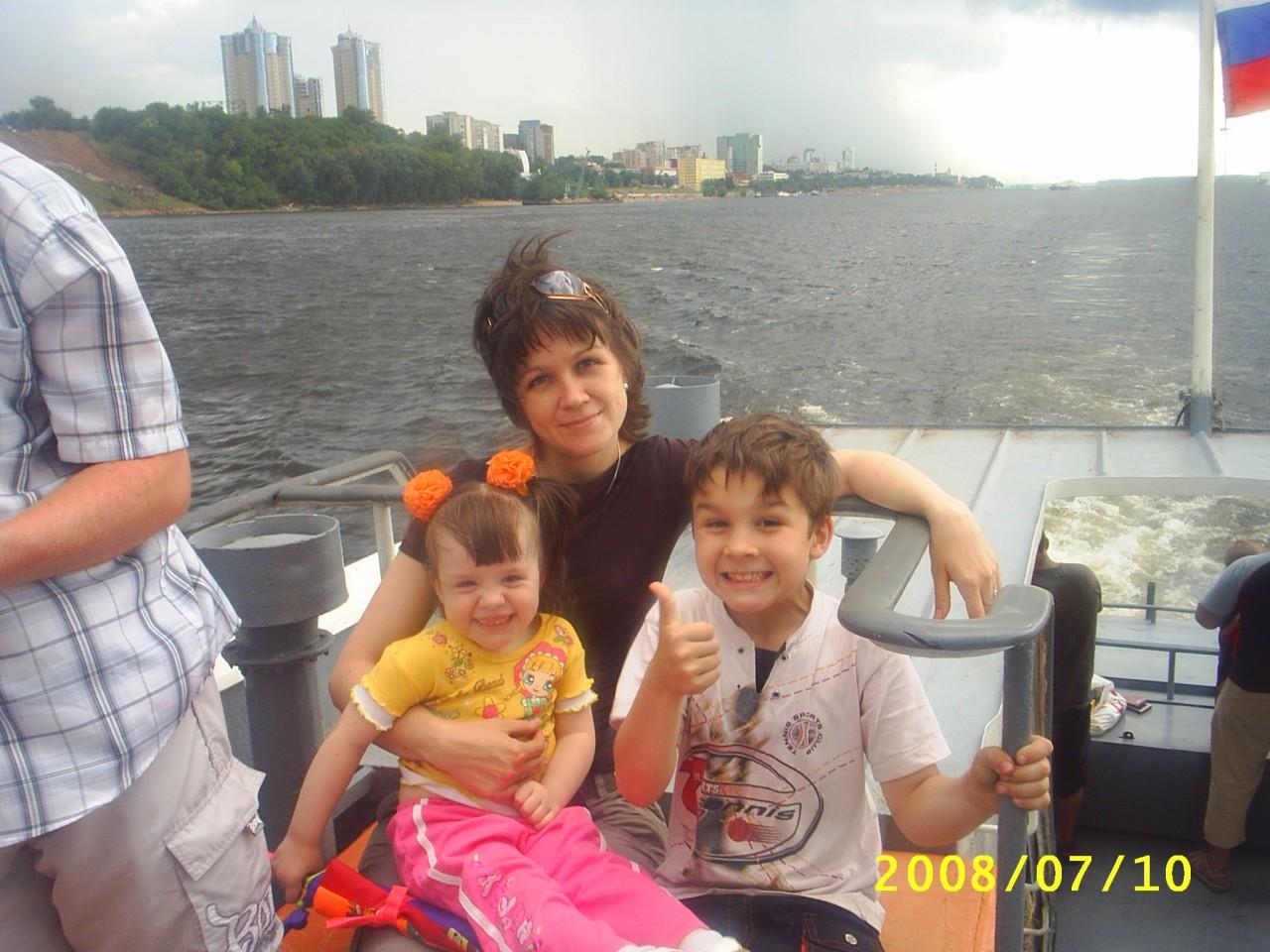 Фото детей бориса зосимова