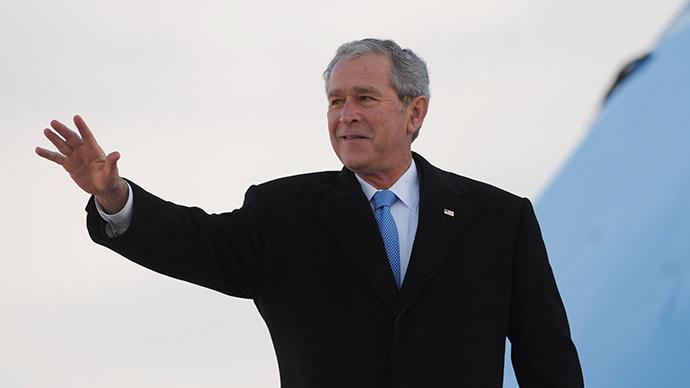 George W. Bush (AFP Photo / Mandel Ngan)