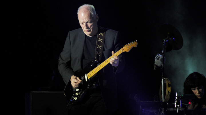 "David Gilmour Says There is ""No Room"" For Any Further Pink Floyd"