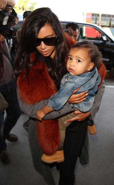 15 Reasons Why North West Is The Most Posh Celebrity Baby