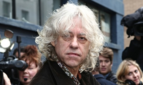 Bob Geldof urges those who've purchased charity single to 'delete and download again'