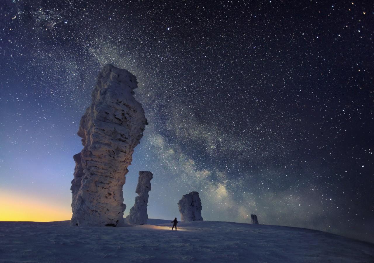 The Weathering Pillars, Komi Republic, Russia, photo 5