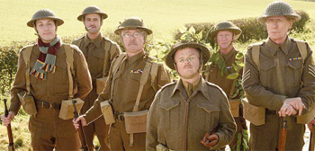 First Look: Toby Jones, Michael Gambon & More in UK's 'Dad's Army'