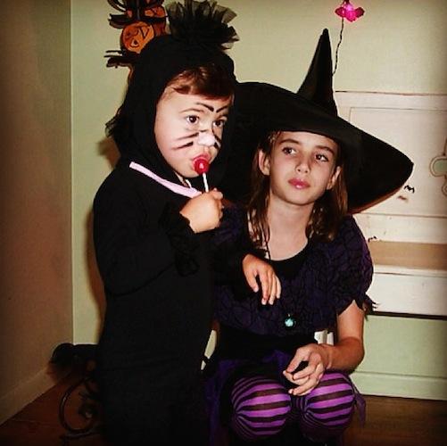Happy Throwback Halloween!: Match the Celebrity to Their Kiddie Halloween Costume (Hint: One of 'Em is Kim Kardashian)