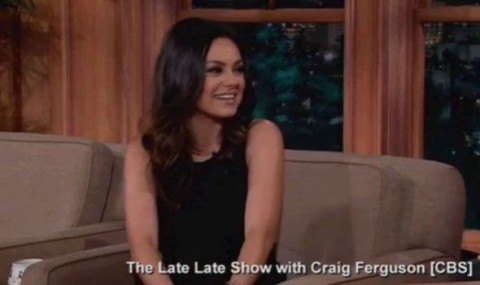 Mila Kunis reveals her post-pregnancy weight secrets