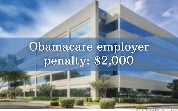 All employers now have to comply with Obamacare.