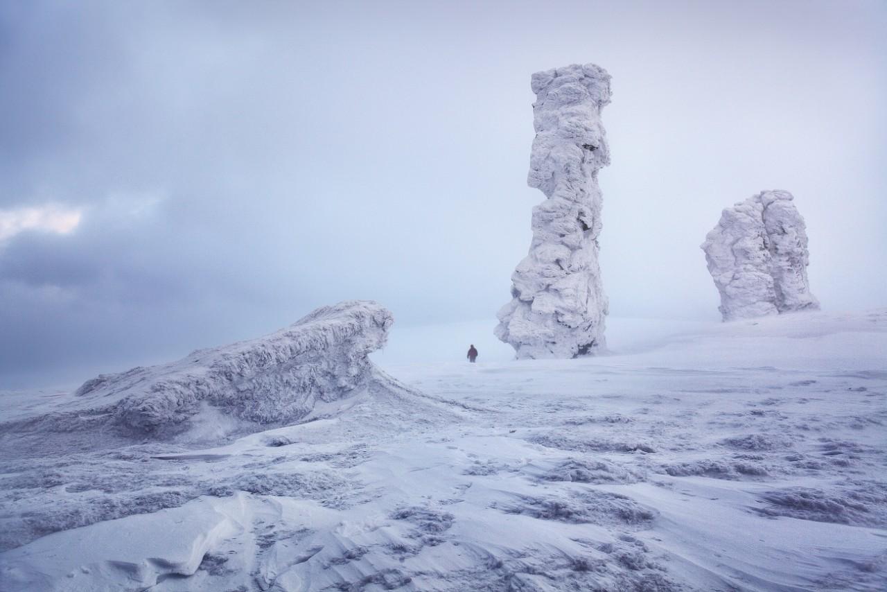 The Weathering Pillars, Komi Republic, Russia, photo 2