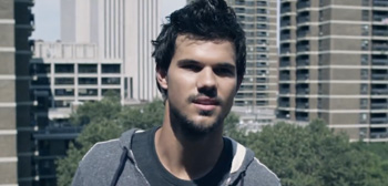 Taylor Lautner Flips a Lot in Parkour Action Thriller Trailer 'Tracers'