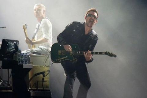 Bono: 'It is Not Clear That I Will Ever Play Guitar Again'