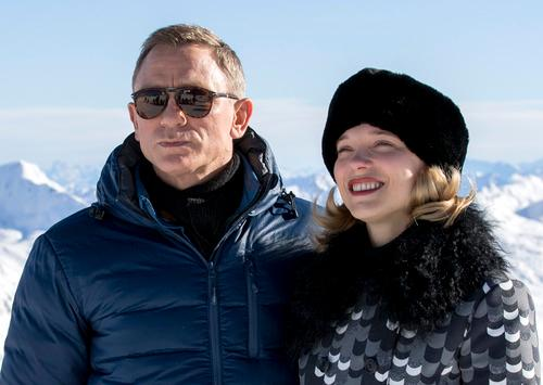 James Bond in the Alps - the new film will be shot this season