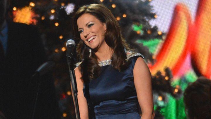 Martina McBride performs at 'CMA Country Christmas'
