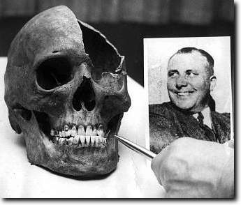 The Mystery of Martin Bormann's Demise
