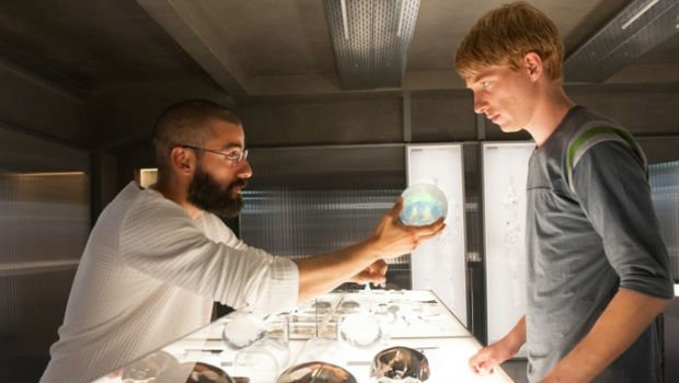 First Ex-Machina clip arrives online: watch now