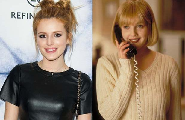 'Scream' MTV Series Will Feature Bella Thorne as Drew Barrymore's Character