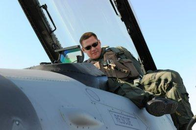 Air Force Lt. Col. James Wilkerson. (U.S. Air Force)