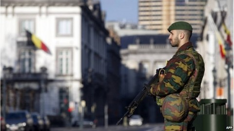 Belgium & Europe on high alert Terrorism threats