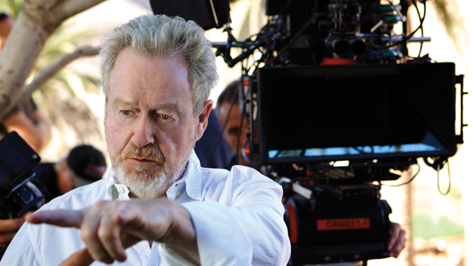 That War Again?: PBS Teaming with Ridley Scott for Civil War Drama