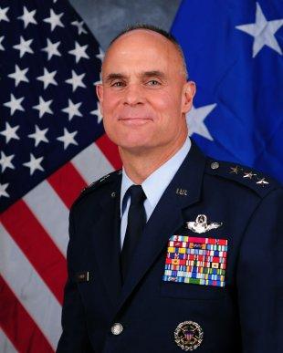 Lt. Gen. Craig A. Franklin. (af.mil)