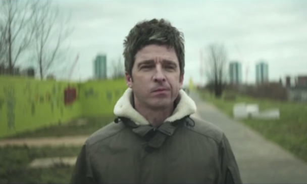 Noel Gallagher's video for Ballad of the Mighty