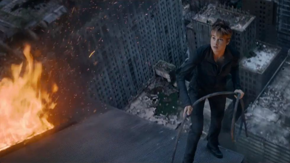 'Insurgent': Watch The First Trailer Now