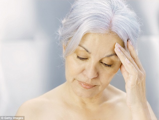 How the menopause makes life a misery for a quarter of women: Four in ten seek help from family doctor for symptoms including depression, anxiety and night sweats